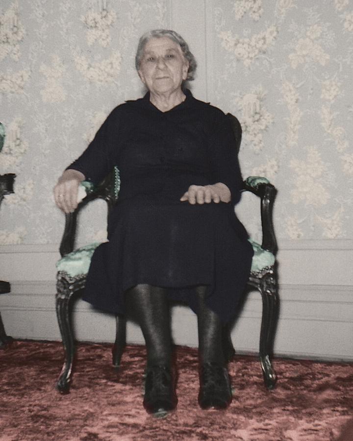 Arnette Grandma restored
