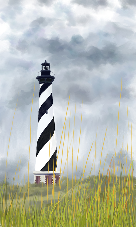 Hatteras Lighthouse 9
