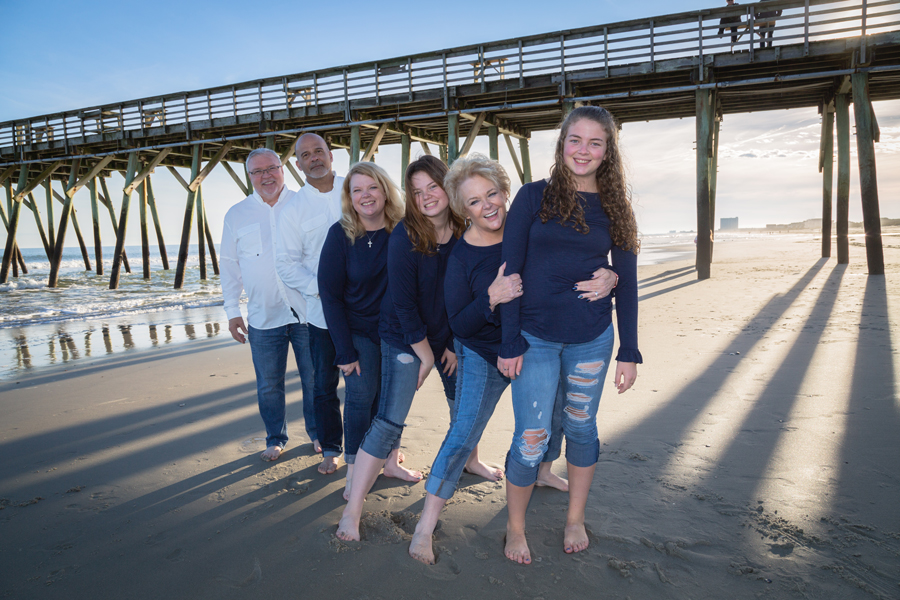 Bill Sisco Family
