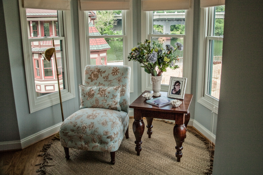 Townhome Alcove