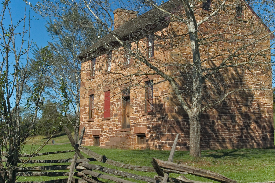 Manassas Stone House