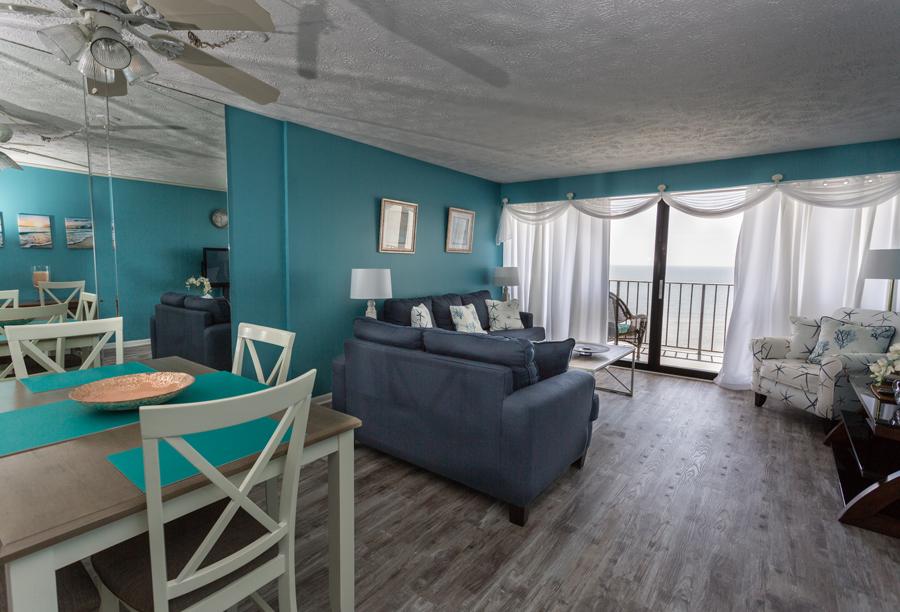 Vacation Beach Penthouse