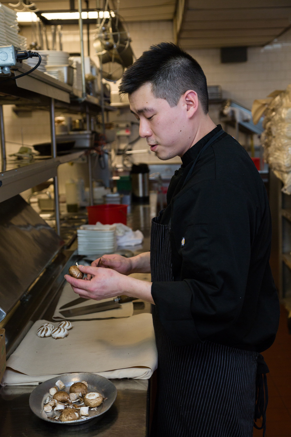 Restaurant Chef Work With Me
