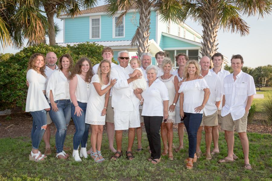 Bland family